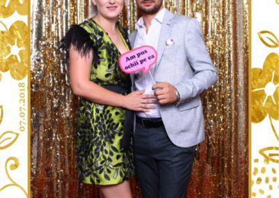 Cabina Foto Showtime - MAGIC MIRROR - Maria & Daniel - Nunta - OK Ballroom Ramnicu Valcea (50)