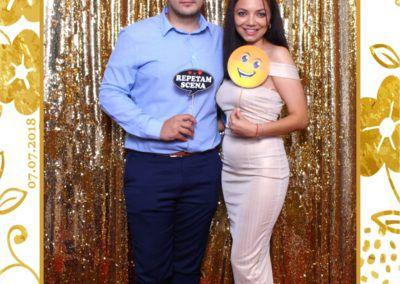 Cabina Foto Showtime - MAGIC MIRROR - Maria & Daniel - Nunta - OK Ballroom Ramnicu Valcea (66)