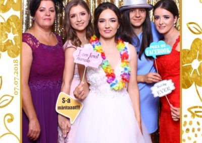 Cabina Foto Showtime - MAGIC MIRROR - Maria & Daniel - Nunta - OK Ballroom Ramnicu Valcea (76)