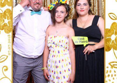 Cabina Foto Showtime - MAGIC MIRROR - Maria & Daniel - Nunta - OK Ballroom Ramnicu Valcea (84)