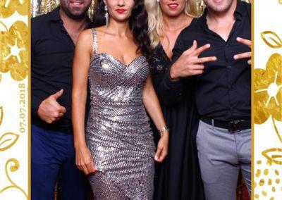 Cabina Foto Showtime - MAGIC MIRROR - Maria & Daniel - Nunta - OK Ballroom Ramnicu Valcea (90)