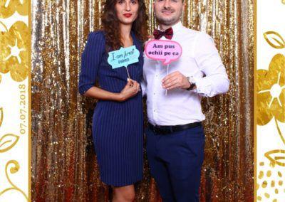 Cabina Foto Showtime - MAGIC MIRROR - Maria & Daniel - Nunta - OK Ballroom Ramnicu Valcea (99)