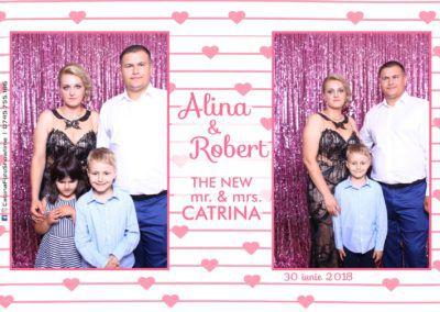 Cabina Foto Showtime - Nunta - Alina si Robert - Restaurant Paradis Royal Ramnicu Valcea - (1)