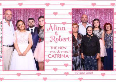 Cabina Foto Showtime - Nunta - Alina si Robert - Restaurant Paradis Royal Ramnicu Valcea - (100)