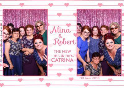Cabina Foto Showtime - Nunta - Alina si Robert - Restaurant Paradis Royal Ramnicu Valcea - (101)