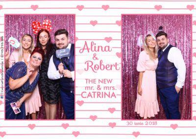 Cabina Foto Showtime - Nunta - Alina si Robert - Restaurant Paradis Royal Ramnicu Valcea - (103)
