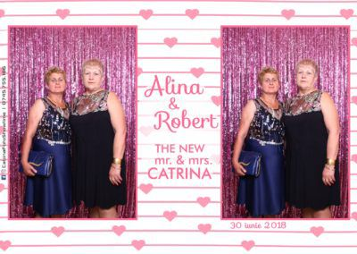 Cabina Foto Showtime - Nunta - Alina si Robert - Restaurant Paradis Royal Ramnicu Valcea - (104)