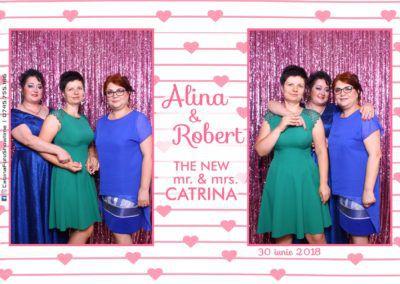 Cabina Foto Showtime - Nunta - Alina si Robert - Restaurant Paradis Royal Ramnicu Valcea - (105)
