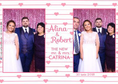 Cabina Foto Showtime - Nunta - Alina si Robert - Restaurant Paradis Royal Ramnicu Valcea - (11)