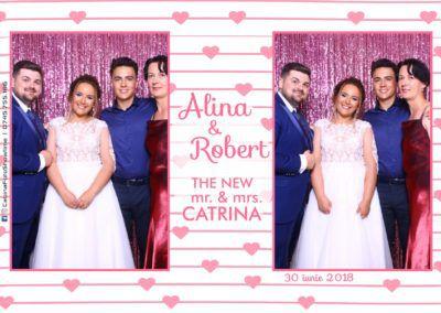 Cabina Foto Showtime - Nunta - Alina si Robert - Restaurant Paradis Royal Ramnicu Valcea - (13)