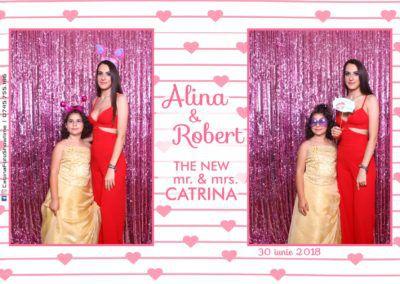 Cabina Foto Showtime - Nunta - Alina si Robert - Restaurant Paradis Royal Ramnicu Valcea - (19)