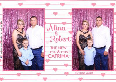 Cabina Foto Showtime - Nunta - Alina si Robert - Restaurant Paradis Royal Ramnicu Valcea - (2)