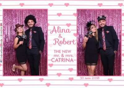 Cabina Foto Showtime - Nunta - Alina si Robert - Restaurant Paradis Royal Ramnicu Valcea - (22)