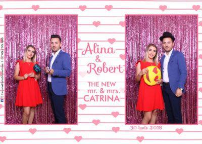 Cabina Foto Showtime - Nunta - Alina si Robert - Restaurant Paradis Royal Ramnicu Valcea - (23)
