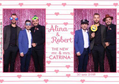 Cabina Foto Showtime - Nunta - Alina si Robert - Restaurant Paradis Royal Ramnicu Valcea - (25)