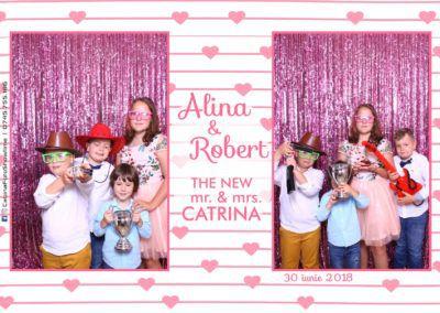 Cabina Foto Showtime - Nunta - Alina si Robert - Restaurant Paradis Royal Ramnicu Valcea - (26)