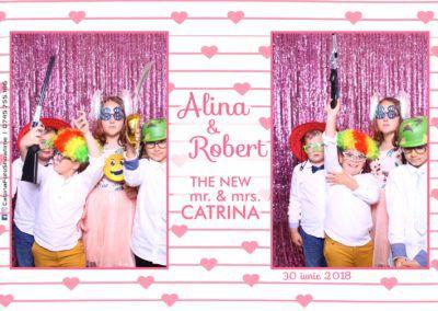 Cabina Foto Showtime - Nunta - Alina si Robert - Restaurant Paradis Royal Ramnicu Valcea - (29)