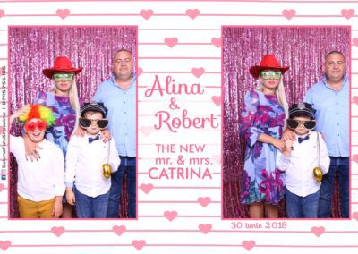 Cabina Foto Showtime - Nunta - Alina si Robert - Restaurant Paradis Royal Ramnicu Valcea - (31)