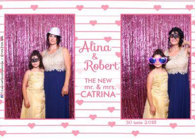 Cabina Foto Showtime - Nunta - Alina si Robert - Restaurant Paradis Royal Ramnicu Valcea - (33)
