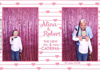 Cabina Foto Showtime - Nunta - Alina si Robert - Restaurant Paradis Royal Ramnicu Valcea - (36)