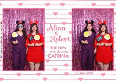 Cabina Foto Showtime - Nunta - Alina si Robert - Restaurant Paradis Royal Ramnicu Valcea - (37)
