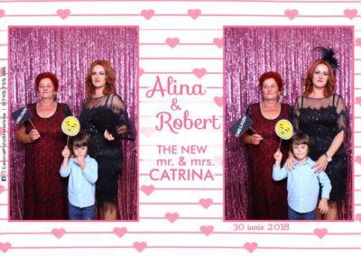 Cabina Foto Showtime - Nunta - Alina si Robert - Restaurant Paradis Royal Ramnicu Valcea - (38)