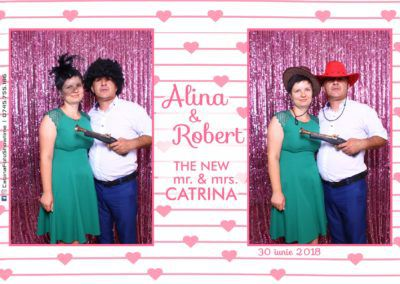 Cabina Foto Showtime - Nunta - Alina si Robert - Restaurant Paradis Royal Ramnicu Valcea - (39)