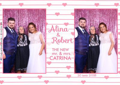 Cabina Foto Showtime - Nunta - Alina si Robert - Restaurant Paradis Royal Ramnicu Valcea - (40)