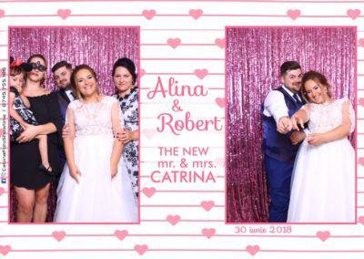 Cabina Foto Showtime - Nunta - Alina si Robert - Restaurant Paradis Royal Ramnicu Valcea - (42)