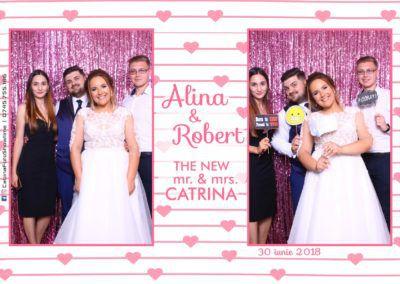 Cabina Foto Showtime - Nunta - Alina si Robert - Restaurant Paradis Royal Ramnicu Valcea - (43)