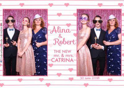 Cabina Foto Showtime - Nunta - Alina si Robert - Restaurant Paradis Royal Ramnicu Valcea - (47)