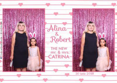 Cabina Foto Showtime - Nunta - Alina si Robert - Restaurant Paradis Royal Ramnicu Valcea - (48)