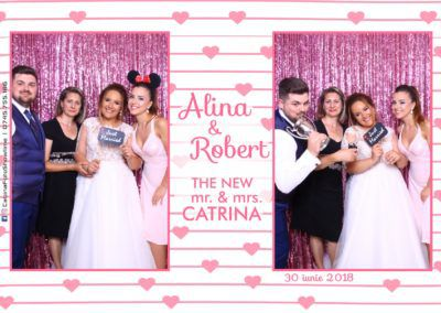Cabina Foto Showtime - Nunta - Alina si Robert - Restaurant Paradis Royal Ramnicu Valcea - (49)