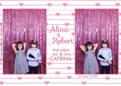Cabina Foto Showtime - Nunta - Alina si Robert - Restaurant Paradis Royal Ramnicu Valcea - (5)