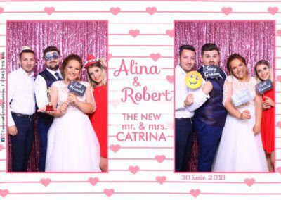 Cabina Foto Showtime - Nunta - Alina si Robert - Restaurant Paradis Royal Ramnicu Valcea - (50)