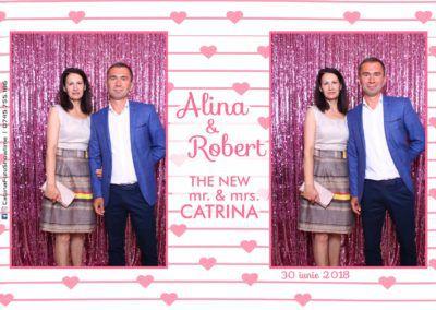 Cabina Foto Showtime - Nunta - Alina si Robert - Restaurant Paradis Royal Ramnicu Valcea - (51)