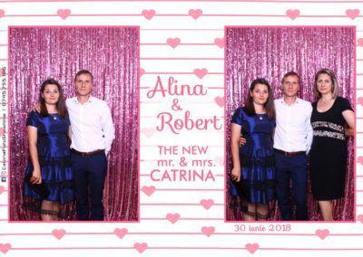 Cabina Foto Showtime - Nunta - Alina si Robert - Restaurant Paradis Royal Ramnicu Valcea - (52)