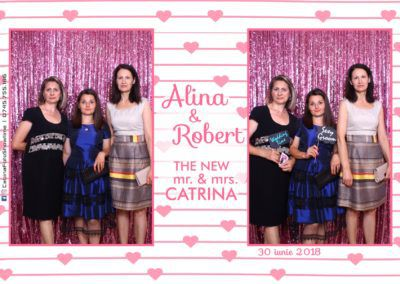 Cabina Foto Showtime - Nunta - Alina si Robert - Restaurant Paradis Royal Ramnicu Valcea - (53)