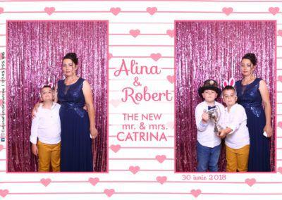 Cabina Foto Showtime - Nunta - Alina si Robert - Restaurant Paradis Royal Ramnicu Valcea - (54)