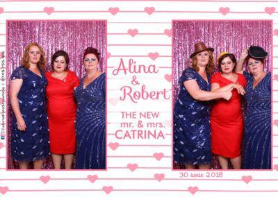 Cabina Foto Showtime - Nunta - Alina si Robert - Restaurant Paradis Royal Ramnicu Valcea - (55)