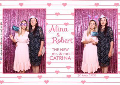 Cabina Foto Showtime - Nunta - Alina si Robert - Restaurant Paradis Royal Ramnicu Valcea - (60)