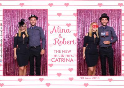 Cabina Foto Showtime - Nunta - Alina si Robert - Restaurant Paradis Royal Ramnicu Valcea - (64)