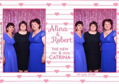 Cabina Foto Showtime - Nunta - Alina si Robert - Restaurant Paradis Royal Ramnicu Valcea - (65)