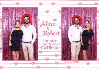 Cabina Foto Showtime - Nunta - Alina si Robert - Restaurant Paradis Royal Ramnicu Valcea - (66)