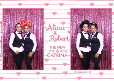 Cabina Foto Showtime - Nunta - Alina si Robert - Restaurant Paradis Royal Ramnicu Valcea - (68)