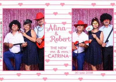 Cabina Foto Showtime - Nunta - Alina si Robert - Restaurant Paradis Royal Ramnicu Valcea - (69)