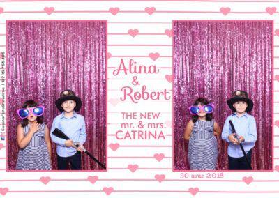 Cabina Foto Showtime - Nunta - Alina si Robert - Restaurant Paradis Royal Ramnicu Valcea - (7)