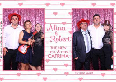 Cabina Foto Showtime - Nunta - Alina si Robert - Restaurant Paradis Royal Ramnicu Valcea - (70)