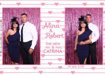 Cabina Foto Showtime - Nunta - Alina si Robert - Restaurant Paradis Royal Ramnicu Valcea - (71)