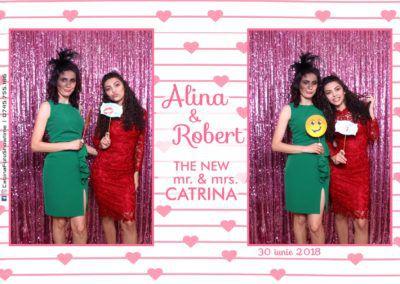 Cabina Foto Showtime - Nunta - Alina si Robert - Restaurant Paradis Royal Ramnicu Valcea - (75)